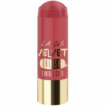 L.A. Girl Velvet Blush Contour Stick, Velour
