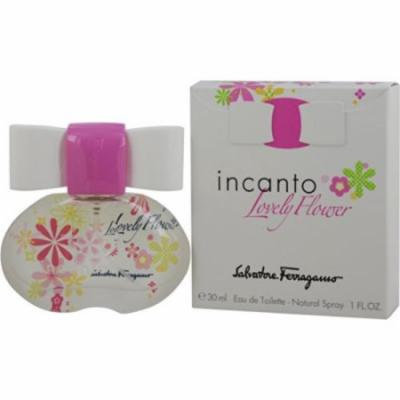 SALVATORE FERRAGAMO INCANTO LOVELY FLOWER 1 OZ EDT SP