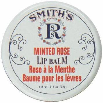 Rosebud Perfume Co. Minted Rose Lip Balm, 0.8 oz.