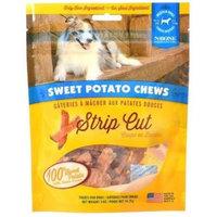 N-Bone Nbone 641022 5 oz. Sweet Potato Chews Dog Treats - Strip Cut