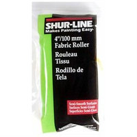 Shur-Line 04935C 4-in Fabric Roller Cover Refill