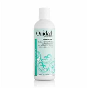 Ouidad VitalCurl Balancing Rinse Conditioner, 2.5 oz.