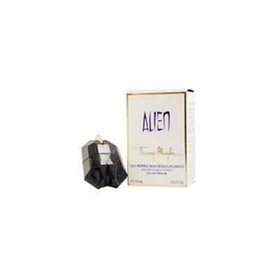 Alien By Thierry Mugler Secret Stone Eau De Parfum Spray . 5 Oz & Body Lotion Voile D'eclat Sachet . 33 Oz (travel Offer)