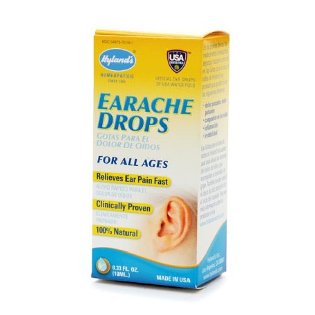 Hyland's Earache Drops