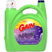 Gain With FreshLock Lavender Liquid Detergent 96 Loads 150 Fl Oz