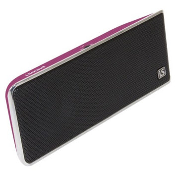DreamGear i.Sound GoSonic Rechargeable Speaker - Pink (ISOUND-5233)