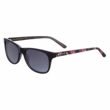 BEBE Sunglasses BB7160 001 Jet 54MM