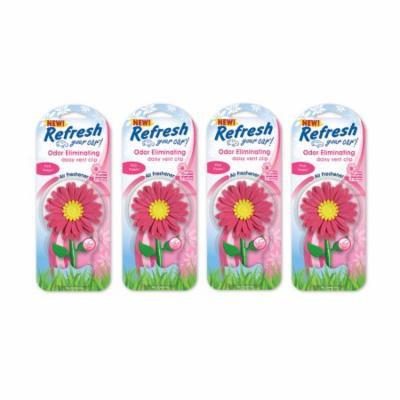 Dasy Air Freshener 3 Pack- Pink Petals