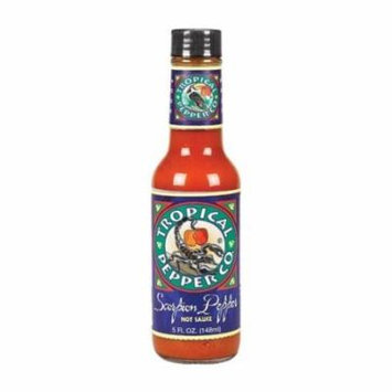 Tropical Pepper Co. Scorpion Pepper Hot Sauce Hotter Than Ghost Pepper