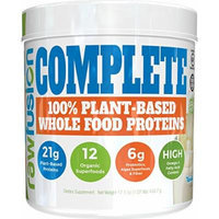 SAN Raw Fusion Complete Nutrition Supplement, Vanilla Bean, 17.1 Ounce