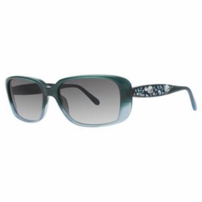 VERA WANG Sunglasses DALLIANCE Teal 54MM