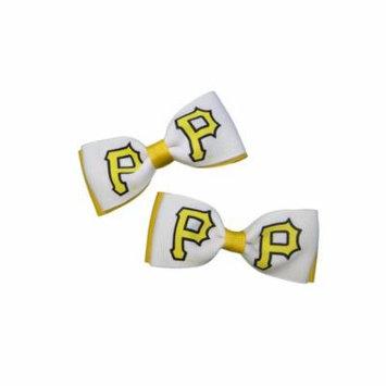 Pittsburgh Pirates Hair Bow Pair