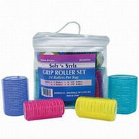 Soft 'N Style Grip Roller 24 Piece Set