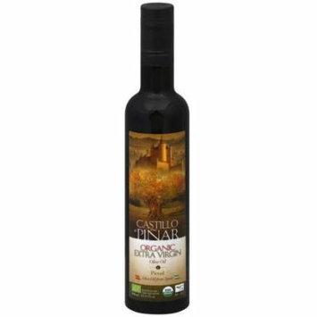 Castillo De Pinar Organic Extra Virgin Olive Oil, 16.9 fl oz, (Pack of 6)