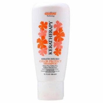 KERATHERAPY Color Protect Shampoo, 10.1 Fluid Ounce