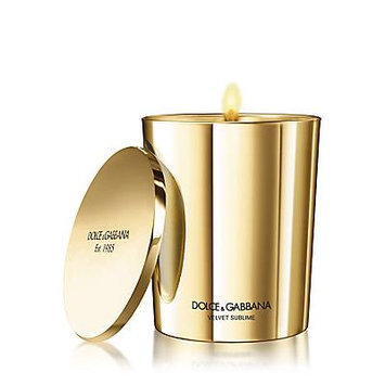 Dolce & Gabbana Velvet Sublime Fragrance Candle/6.7 oz. - No Color