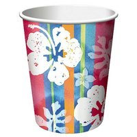 BuySeasons Bahama Breeze 9 oz Paper Cups