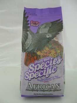 Pretty Bird African Special Bird Food - 20 lb.