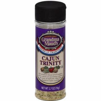 Grandma Mauds Cajun Trinity Seasoning, 2.7 oz, (Pack of 6)