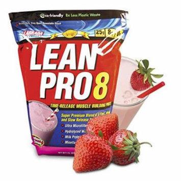 Labrada Nutrition Lean Pro, Strawberry, 5 Pound