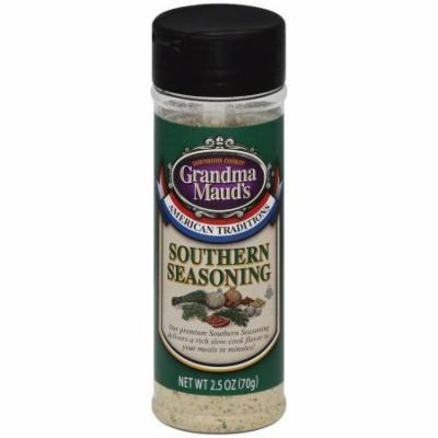 Grandma Mauds Southern Seasoning, 2.5 oz, (Pack of 6)