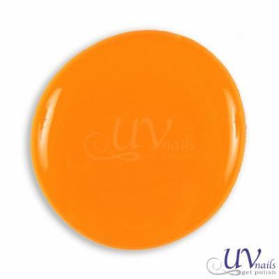 UV Gel Polish Blazin' Orange