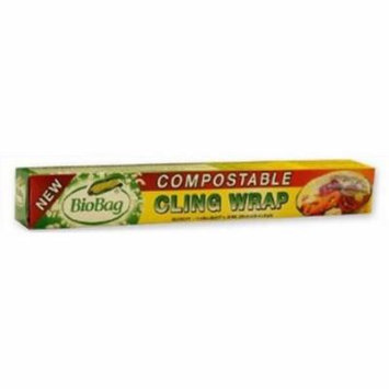 BioBag 186790 Compostable cling wrap