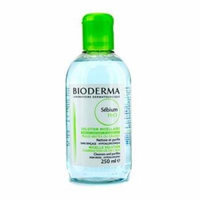 Bioderma Sebium H2o Cleansing Solution for Oily or Combination Skin 250 Ml