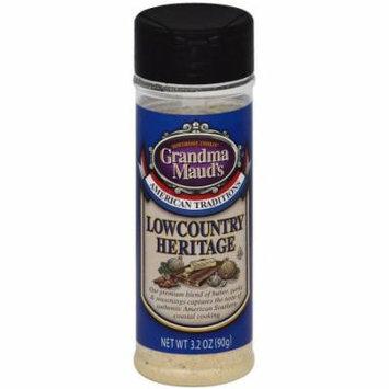 Grandma Mauds Low Country Heritage Seasoning, 3.2 oz, (Pack of 6)