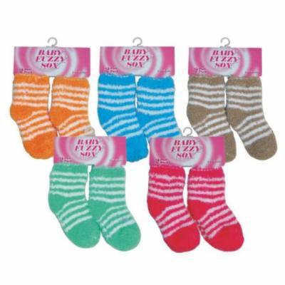 Ddi Baby Fuzzy Socks (pack Of 72)