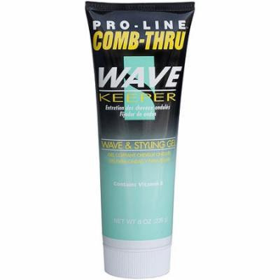 Pro-Line Comb-Thru Wave Keeper Wave & Styling Gel, 8 oz