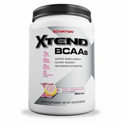 Scivation, Xtend BCAAs, Pink Lemonade, 90 Servings