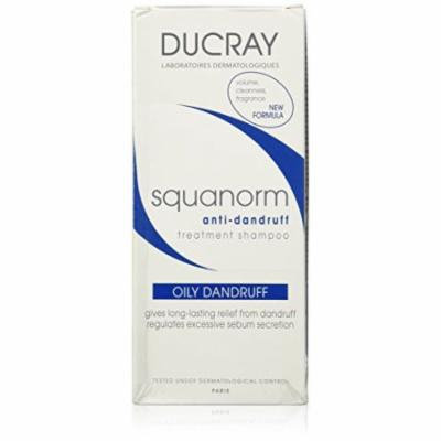 Ducray Squanorm Oily Dandruff Shampoo 200ml