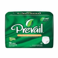 First Quality Absorbent Underwear Prevail Extra Pull On Large Disposable Moderate Absorbency (#PV-513, Sold Per Pack)