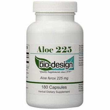 Biodesign - Aloe 225 mg 180 caps