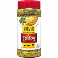 Tone's Lemon Pepper Seasoning Blend, 12.75 oz