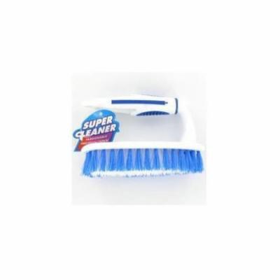 Ddi Scrubbing Brush with Rubber Grip Handle