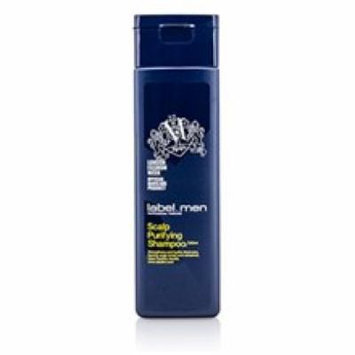 Label M Men's Scalp Purifying Shampoo (strengthens And Builds Thickness, Leaving Scalp Toned And Refreshed, Clean Health