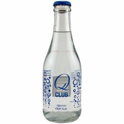 Q Club Soda - 8 oz Bottle
