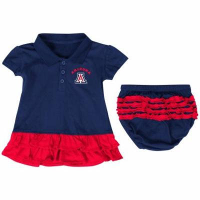 Infant Girls Arizona Wildcats Dress with Bloomers