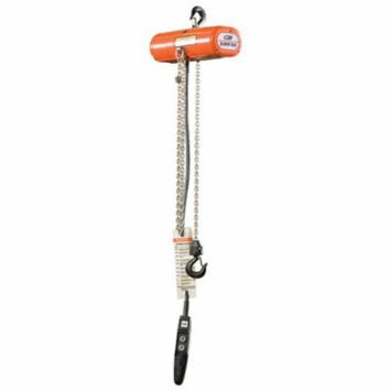 CM Shopstar,300# 16 Fpm 10Ft Lift 380/460-3-50/60 Sngl Revd (2029)