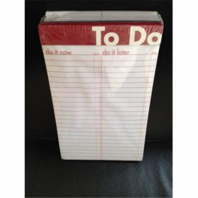 TOPS 20-001 Perforated Pad, White - Pack of 36