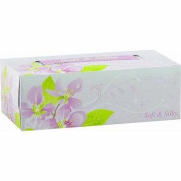 Soft & Silky Premium Facial Tissue