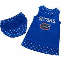 Infant University of Florida Gators Heartbeat Dress with Bloomers