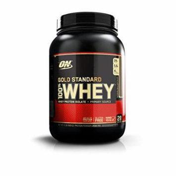 Optimum Nutrition 100% Whey Gold Standard, Extreme Milk Chocolate, 2 Pound