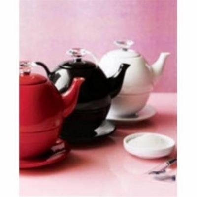 TEA FOR ONE - RED COLOR-