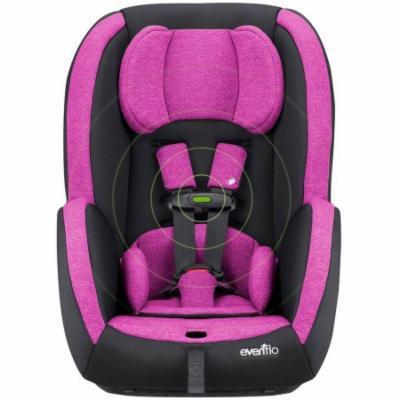 Evenflo Advanced Sensorsafe Titan 65 Convertible Car Seat, Cherry Blossom