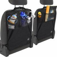 OxGord Child Car Seat Back Protector Kick Mat (2-Pack)
