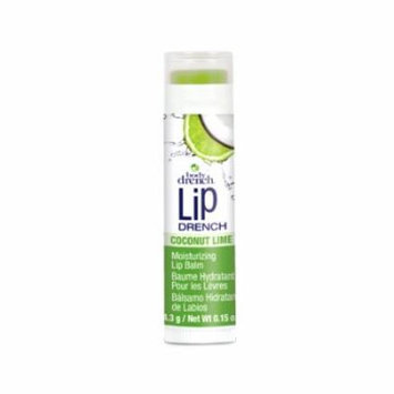 (3 Pack) BODY DRENCH Moisturizing Fruity Lip Balms - Coconut Lime
