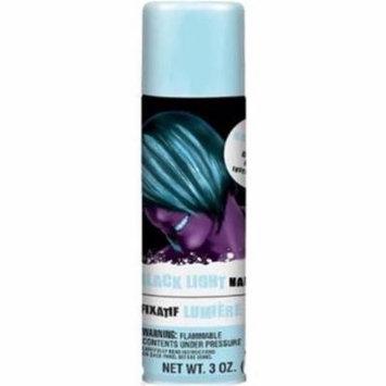 Goodmark UV Temporary Hair Color Spray Halloween Accessory